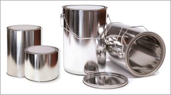 envases metalicos con valvula de doble cierre