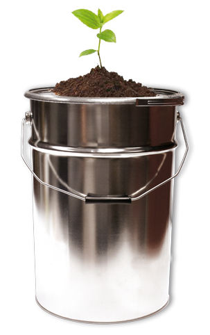 Respetamos el medio ambienteen la fabricación de envases metálicos.