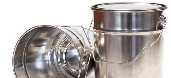 Servicio personalizado en la fabricación de envases metálicos.